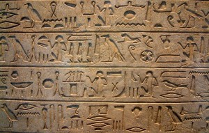 "Post Image for ""Ancient Wisdome for Contemporary Communication"" - Hieroglyphics"